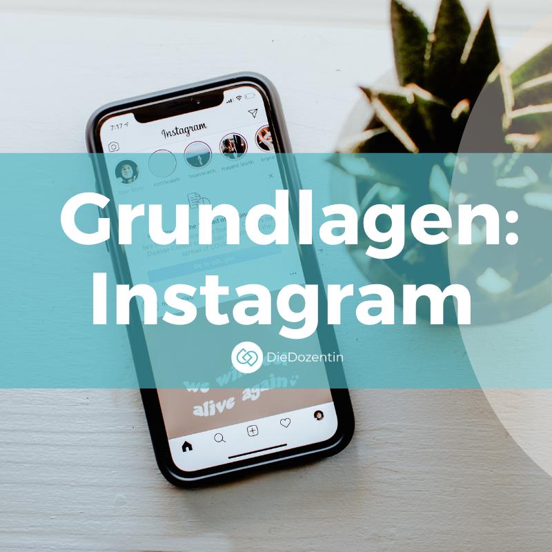 Grundlagen Instagram