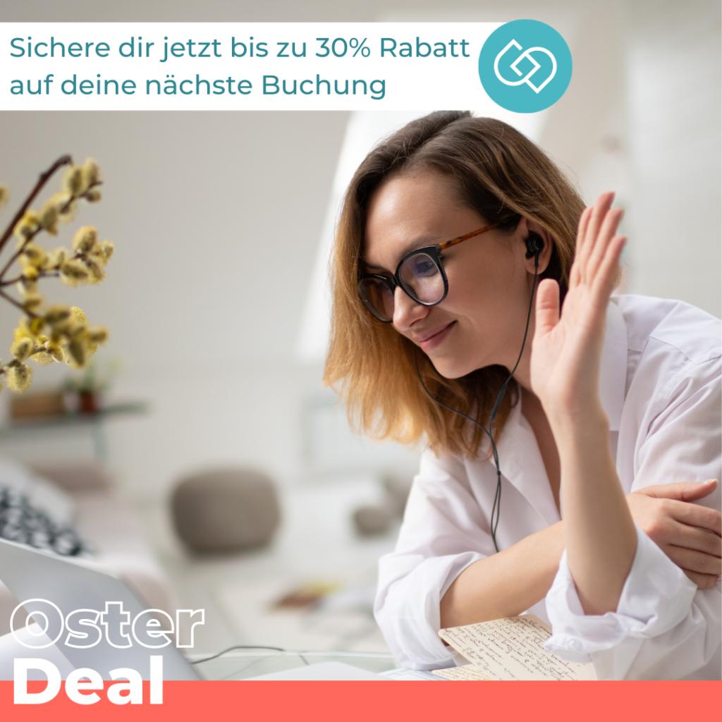 DieDozentin Oster-Deal