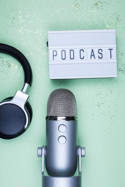 Podcast für Unternehmen gründen