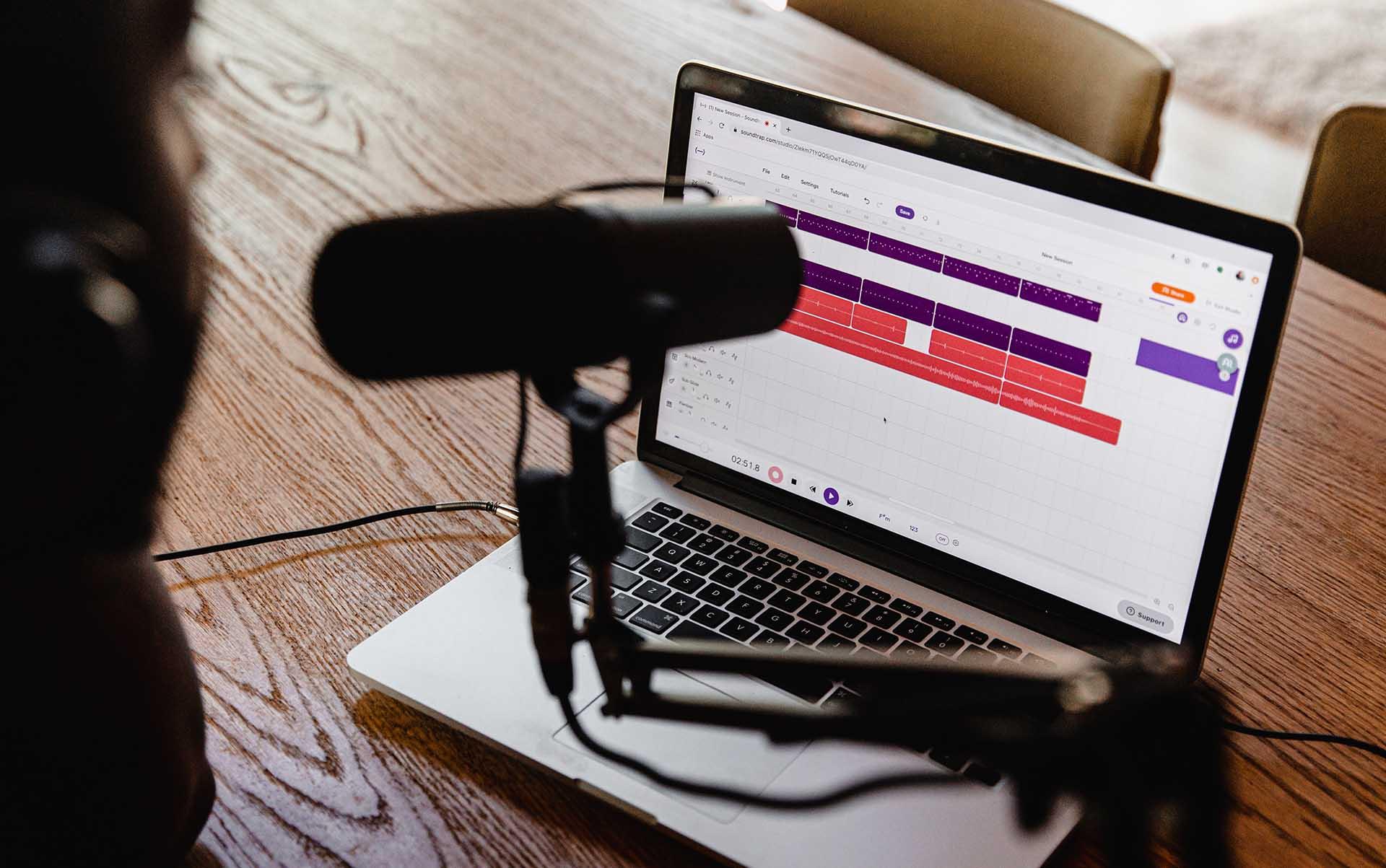 Podcast für Unternehmen
