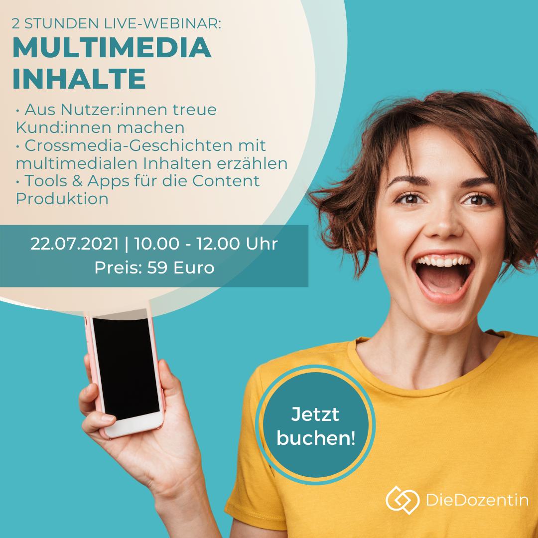 Multimediale Inhalte