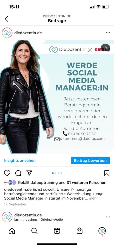 Instagram Formate Größen